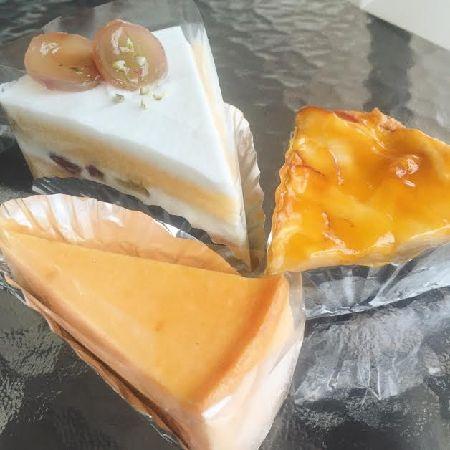 代々木公園 ケーキ
