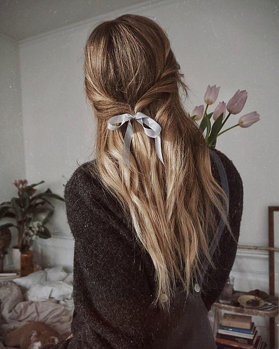 髪やわらかくしたい