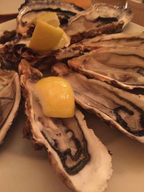代々木上原 牡蠣